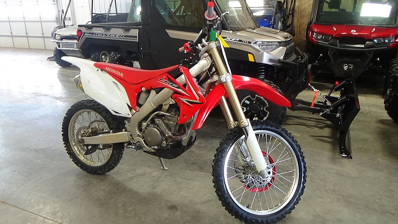 2010 Honda CRF250R for sale 200546424