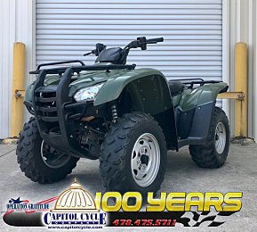 2010 Honda FourTrax Rancher for sale 200621539