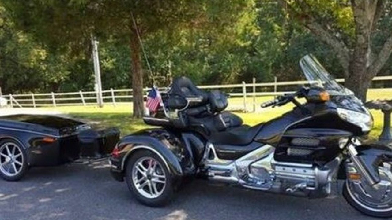 2010 Honda Gold Wing for sale 200498671