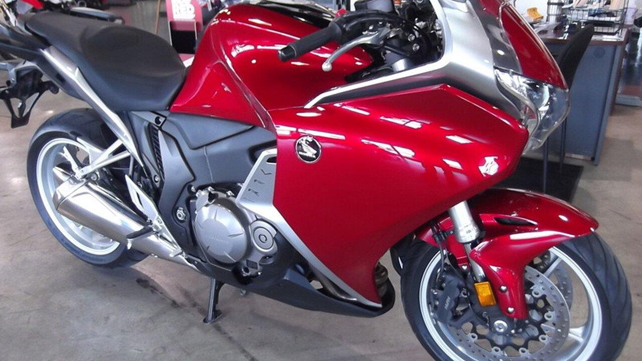 2010 Honda VFR1200F for sale 200423393