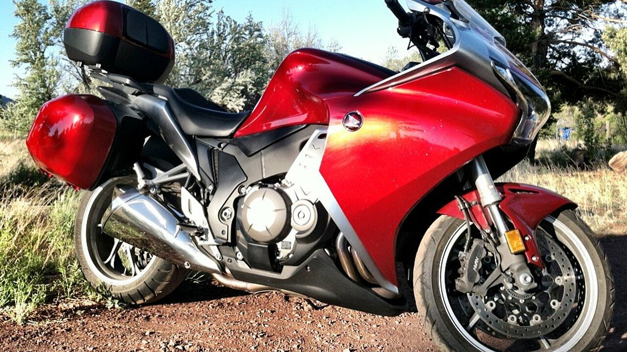 2010 Honda VFR1200F for sale 200578980