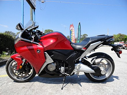 2010 Honda VFR1200F Manual ABS for sale 200438843