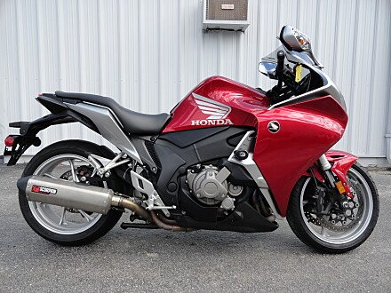 2010 Honda VFR1200F Auto ABS for sale 200570528