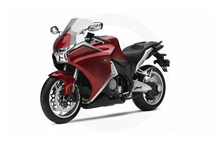2010 Honda VFR1200F for sale 200619516