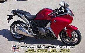 2010 Honda VFR1200F for sale 200636734
