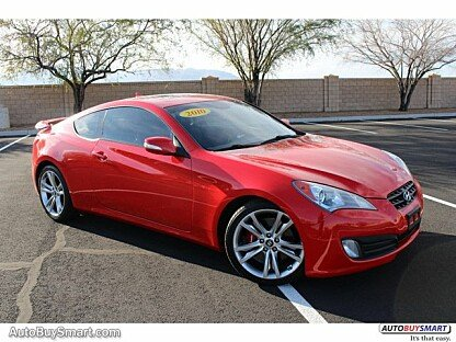 2010 Hyundai Genesis Coupe 3.8 for sale 100844643