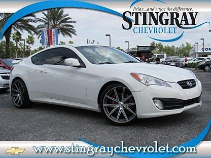2010 Hyundai Genesis Coupe 3.8 for sale 100889319