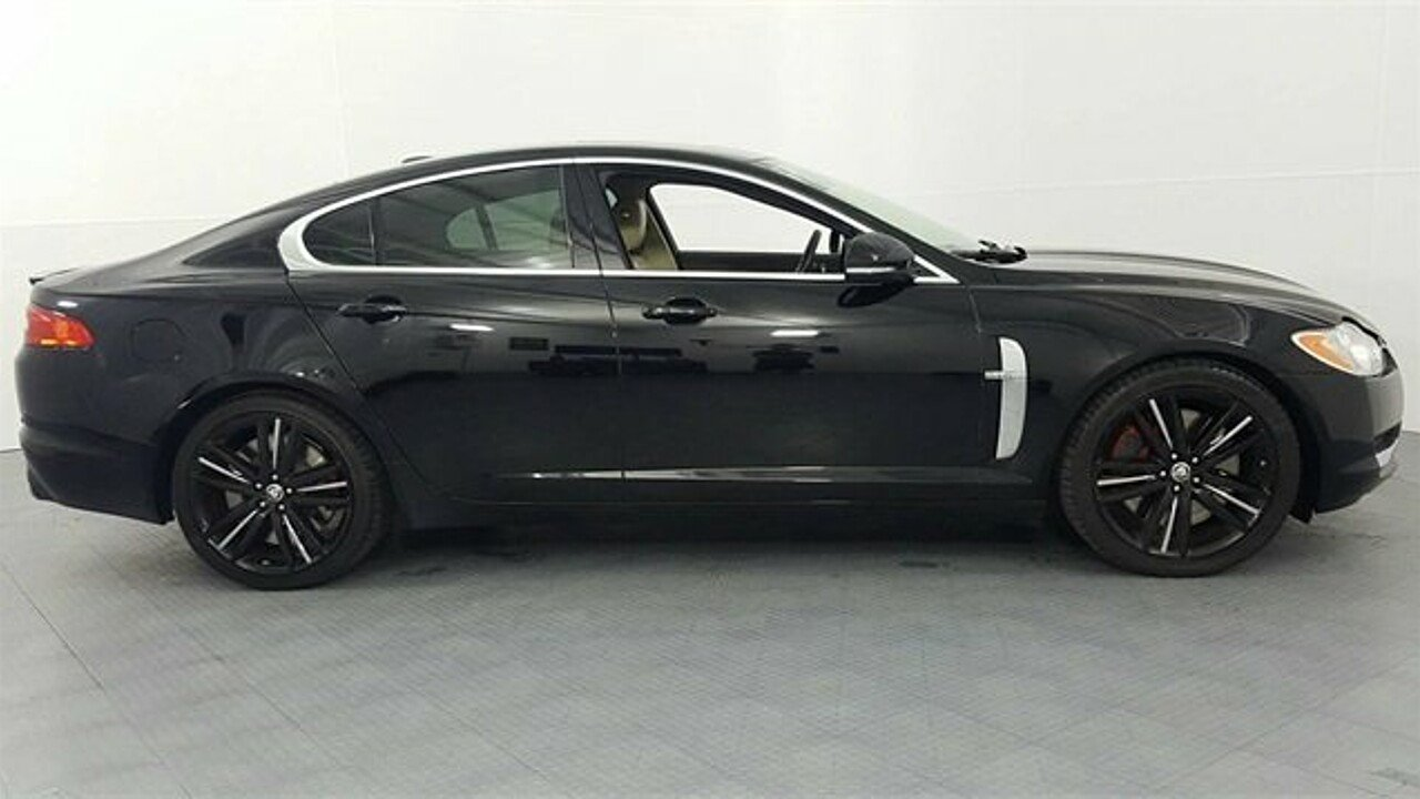 2010 Jaguar XF Supercharged for sale 101019454