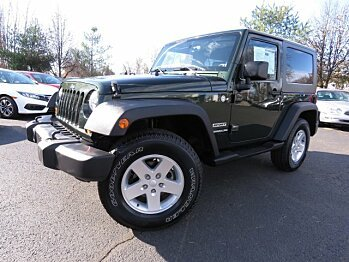 2010 Jeep Wrangler 4WD Sport for sale 100926477