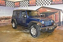 2010 Jeep Wrangler 4WD Unlimited Sport for sale 100820933