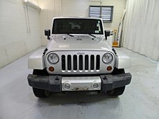 2010 Jeep Wrangler 4WD Sahara for sale 100919419
