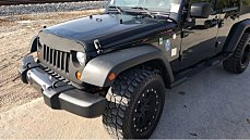 2010 Jeep Wrangler 4WD Unlimited Sport for sale 100925173
