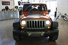 2010 Jeep Wrangler 4WD Unlimited Sport for sale 100946207