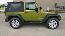 2010 Jeep Wrangler 4WD Sport for sale 100951581