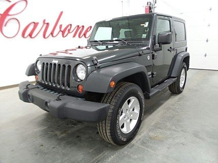 2010 Jeep Wrangler 4WD Sport for sale 100959792