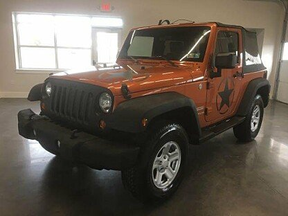 2010 Jeep Wrangler 4WD Sport for sale 100967848
