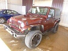 2010 Jeep Wrangler 4WD Sahara for sale 100973082