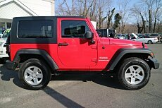 2010 Jeep Wrangler 4WD Sport for sale 100976846