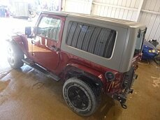 2010 Jeep Wrangler 4WD Sahara for sale 100982849