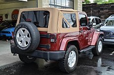 2010 Jeep Wrangler 4WD Sahara for sale 100986400