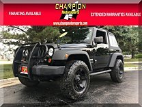 2010 Jeep Wrangler 4WD Sport for sale 100988696