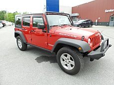 2010 Jeep Wrangler 4WD Unlimited Rubicon for sale 100990820
