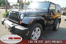 2010 Jeep Wrangler 4WD Sahara for sale 100994191