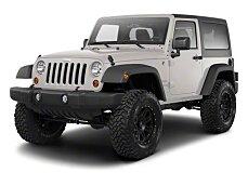 2010 Jeep Wrangler 4WD Sahara for sale 101004597