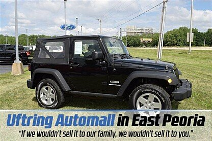 2010 Jeep Wrangler 4WD Sport for sale 101007752
