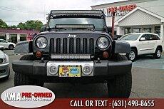 2010 Jeep Wrangler 4WD Sahara for sale 101009488