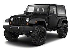 2010 Jeep Wrangler 4WD Sahara for sale 101026553