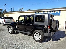 2010 Jeep Wrangler 4WD Unlimited Sahara for sale 101057762