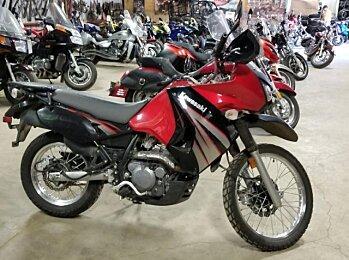 2010 Kawasaki KLR650 for sale 200480203