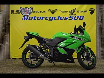 2010 Kawasaki Ninja 250R for sale 200482586
