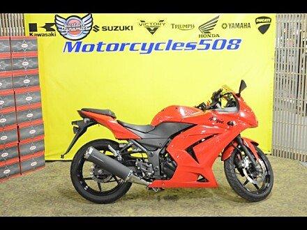 2010 Kawasaki Ninja 250r Motorcycles For Sale Motorcycles On
