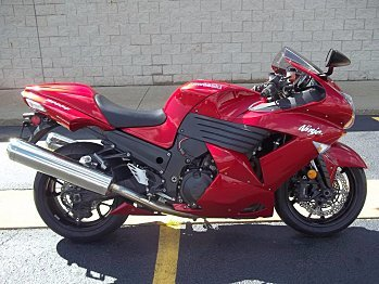 2010 Kawasaki Ninja ZX-14 for sale 200427014