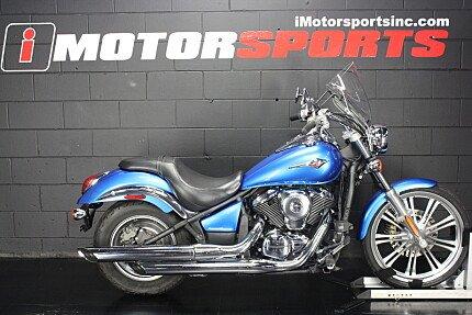 2010 kawasaki vulcan 900 motorcycles for sale - motorcycles on