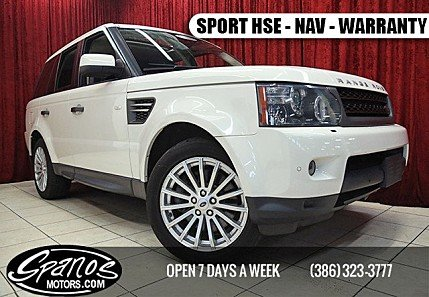 2010 Land Rover Range Rover Sport HSE for sale 100835054