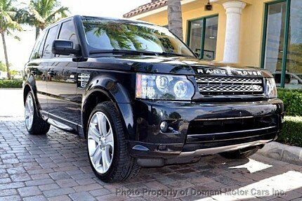 2010 Land Rover Range Rover Sport Supercharged for sale 100721660
