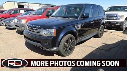 2010 Land Rover Range Rover Sport Supercharged for sale 100962949