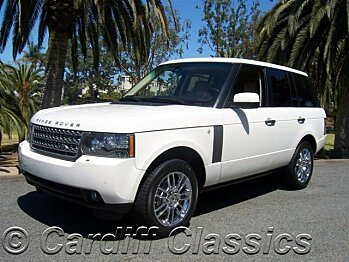 2010 Land Rover Range Rover HSE for sale 100778278