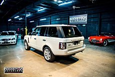 2010 Land Rover Range Rover HSE LUX for sale 100791259