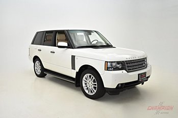 2010 Land Rover Range Rover HSE for sale 100924163