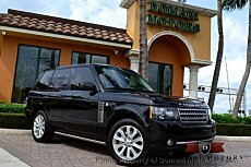2010 Land Rover Range Rover Supercharged for sale 100816136