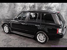 2010 Land Rover Range Rover HSE for sale 100872264