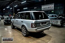 2010 Land Rover Range Rover HSE LUX for sale 100884370