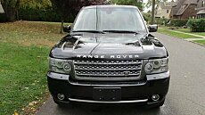 2010 Land Rover Range Rover Supercharged for sale 100923928