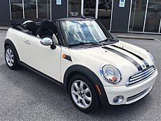 2010 MINI Cooper Convertible for sale 100895653