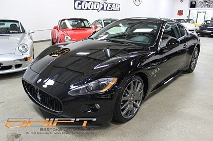 2010 Maserati GranTurismo S Coupe for sale 100757591