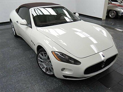 2010 Maserati GranTurismo Convertible for sale 100853544
